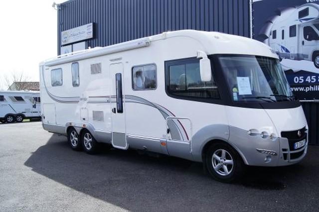 camping car integral rapido 10000