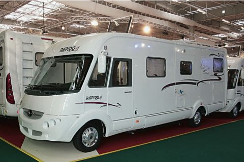 camping car integral rapido 9097 df