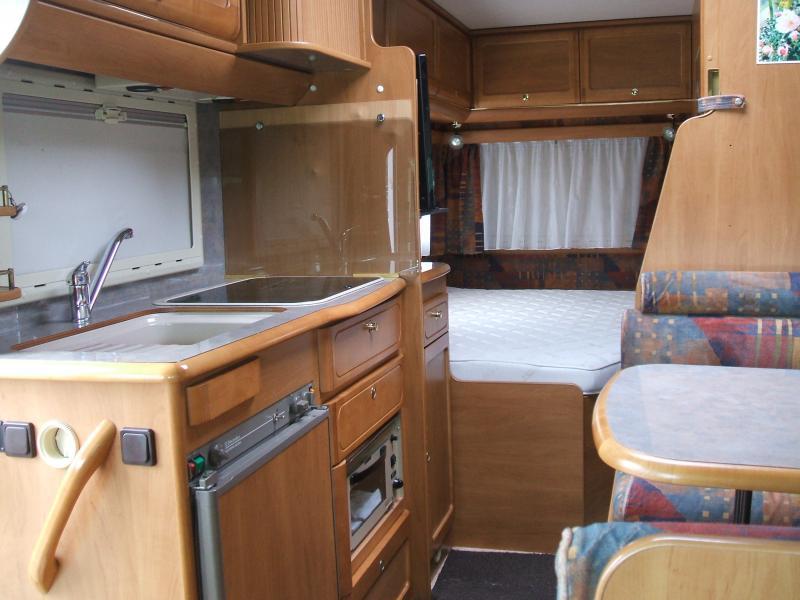 camping car integral rapido 970m