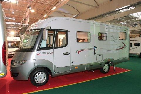 camping car integral rapido 983 m