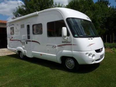 camping car integral rapido 985 f