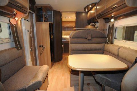 camping car integral rapido 991 df