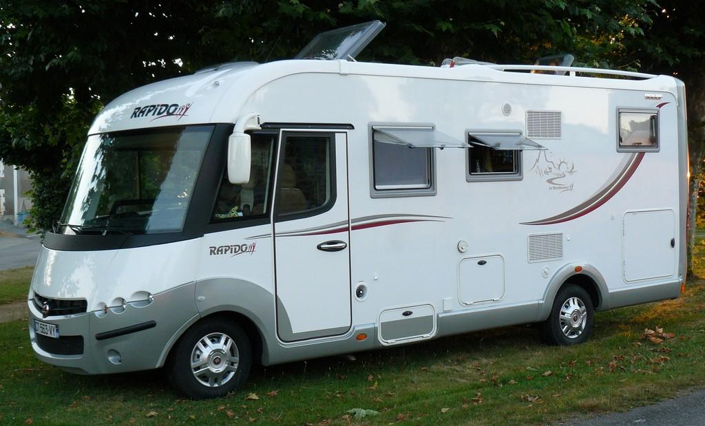 camping car integral rapido lits jumeaux