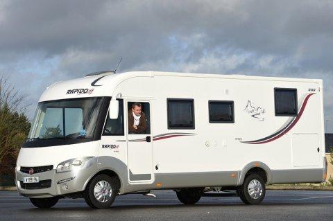 camping car integral rapido occasion