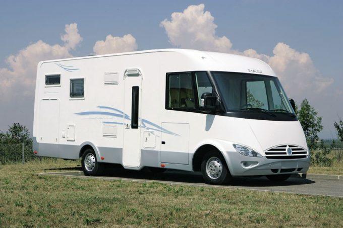 camping car integral rimor
