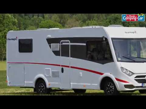 camping car integral sunlight
