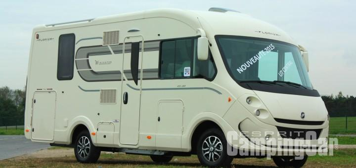 camping car integral ultra compact