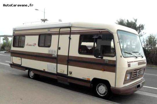 camping car integral voyageur