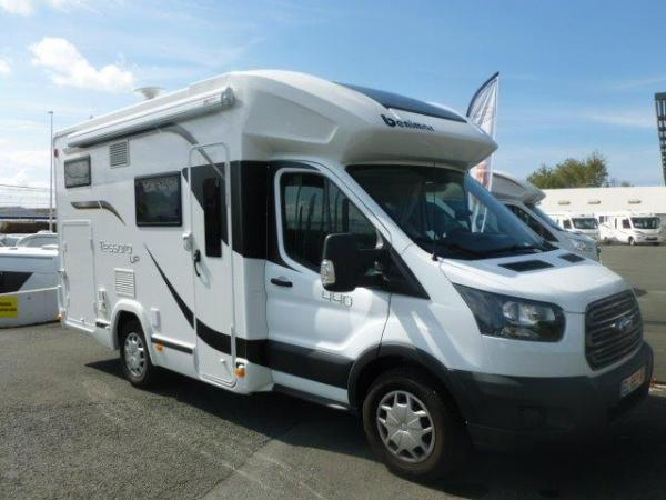 camping car integral ypocamp occasion