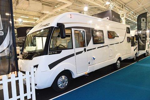 camping car itineo sb 740