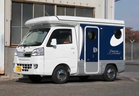 camping car japonais