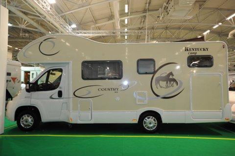 camping car kentucky camp