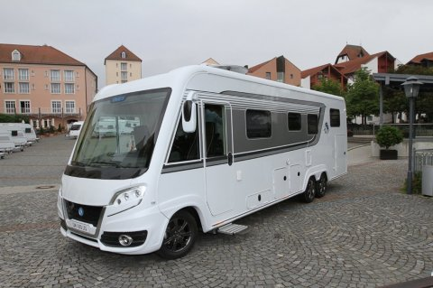 camping car knaus occasion integral