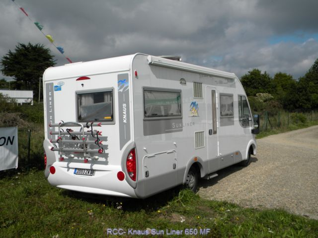 camping car knaus occasion
