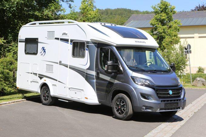 camping car knaus sun ti