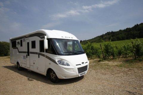 camping car laika integral 2018
