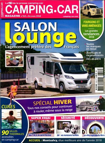 camping car magazine