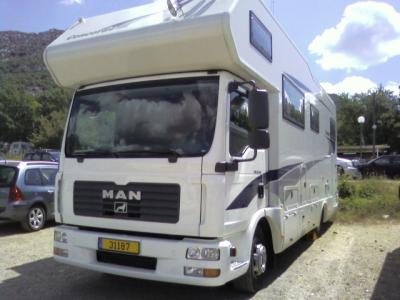 camping car man