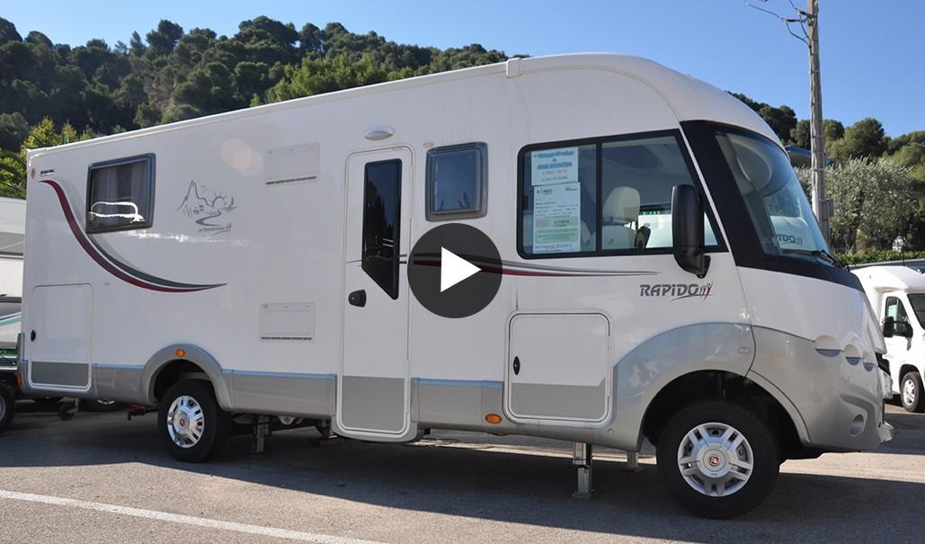 camping car neuf