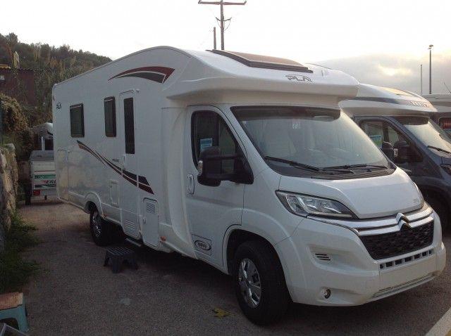 camping car nice caravane