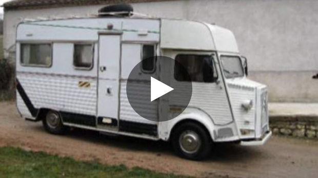 camping car occasion le bon coin