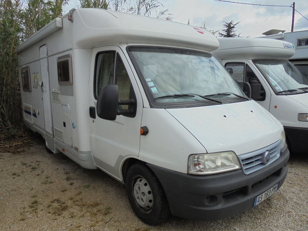 camping car occasion marseille