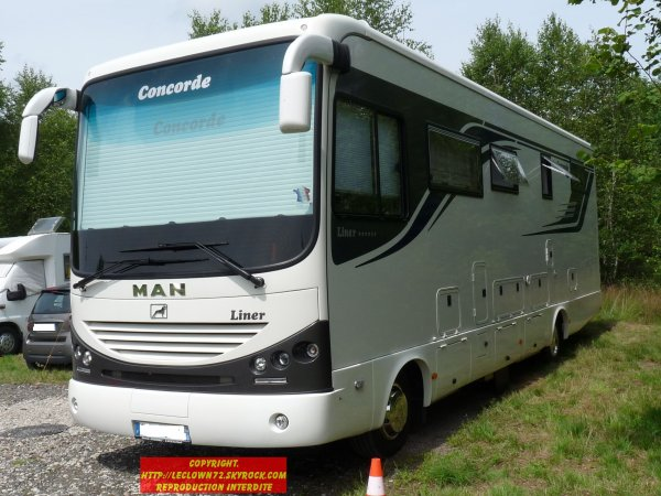 camping car poids lourd occasion