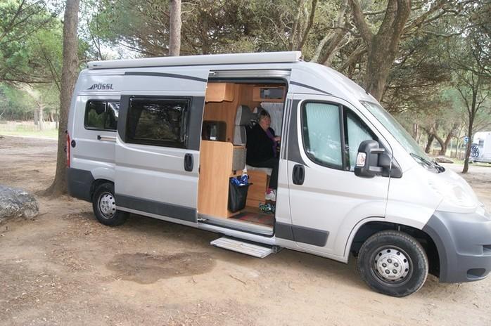 camping car possl