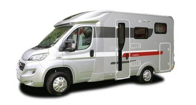 camping car profile