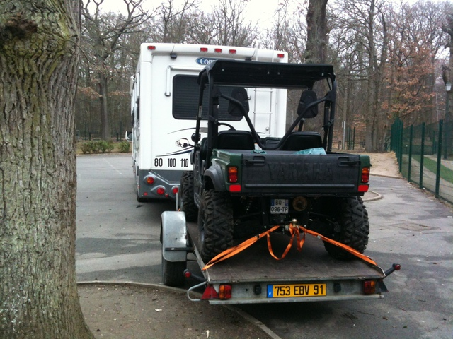 camping car quad