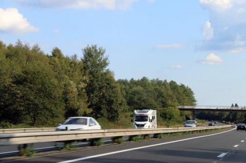 camping car quelle classe autoroute