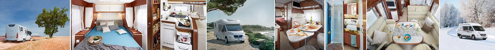 camping car rapido 2018
