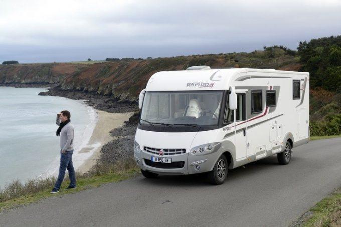 camping car rapido 8096 df