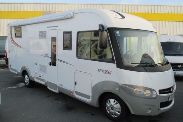 camping car rapido integral 8090 df