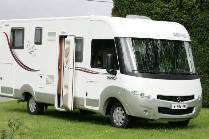 camping car rapido