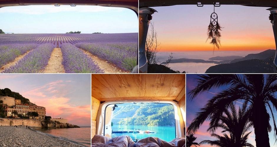 camping car region paca