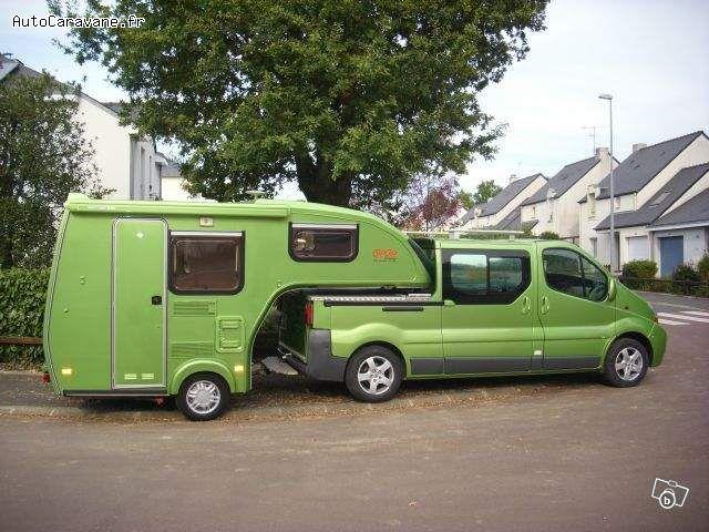 camping car renault master