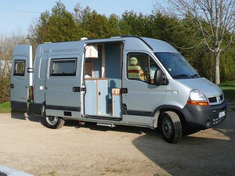 camping car renault