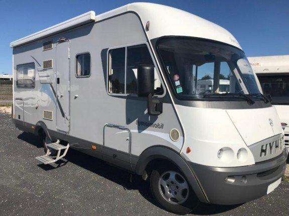 camping car salinski