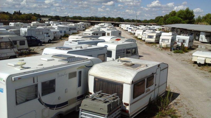 camping car salon de provence