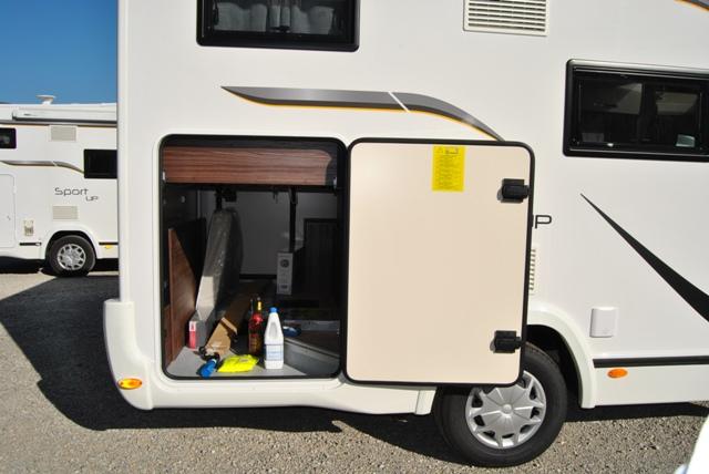 camping car tessoro 440 up