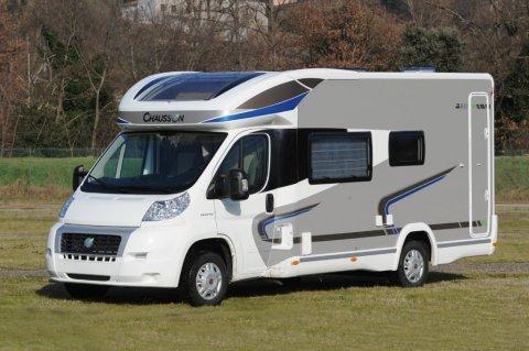 camping car titanium