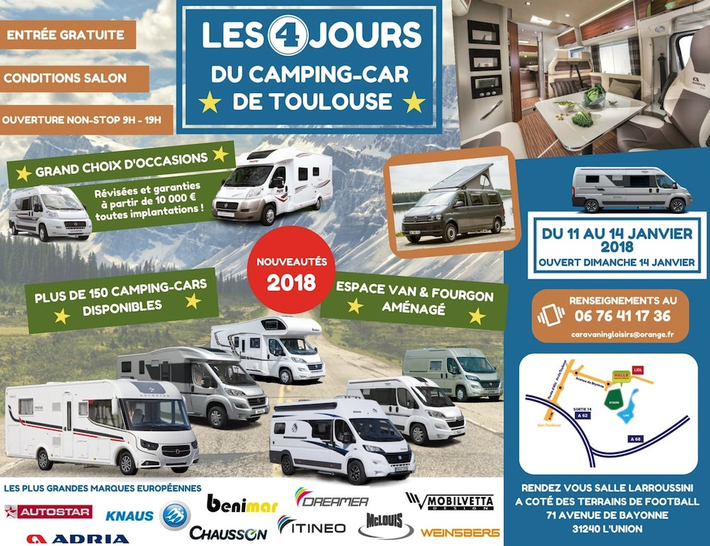 camping car toulouse