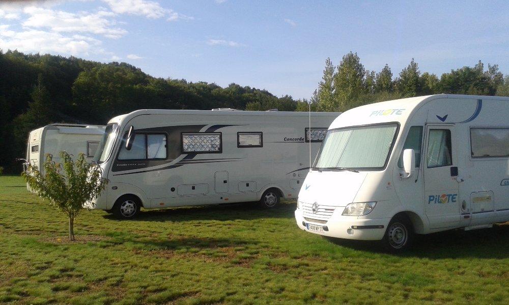 camping car tours