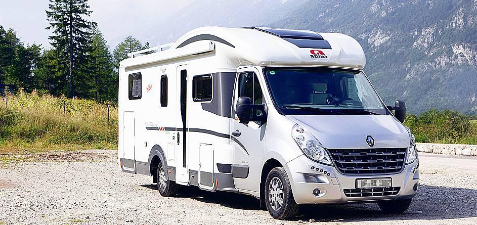 camping car toute saison