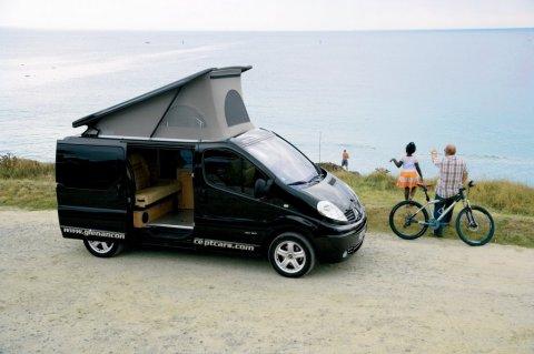 camping car trafic