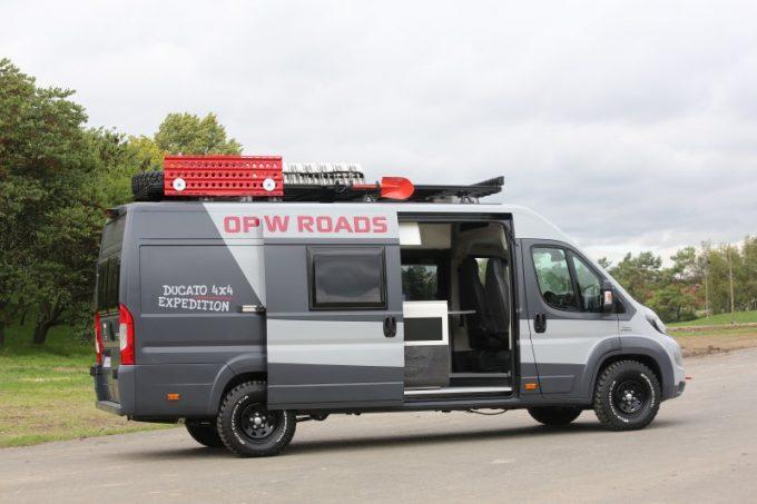 camping car transmission integrale