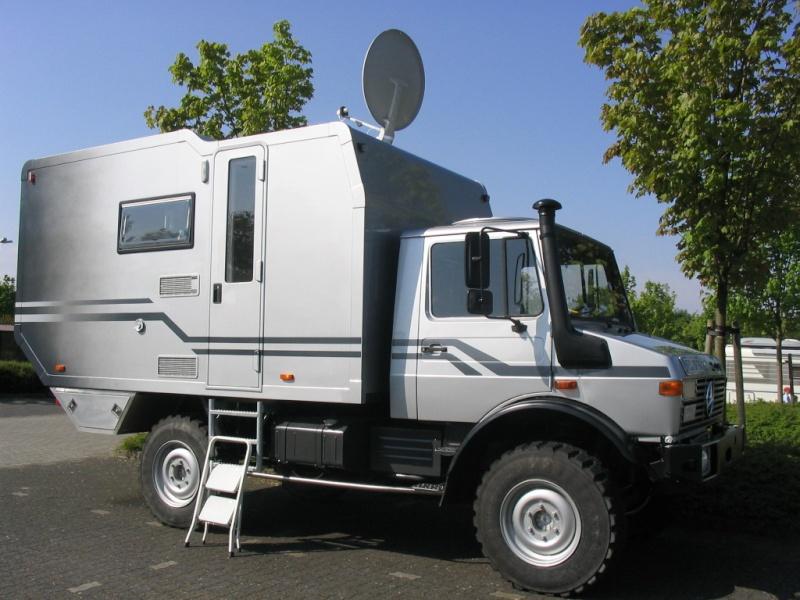 camping car unimog occasion