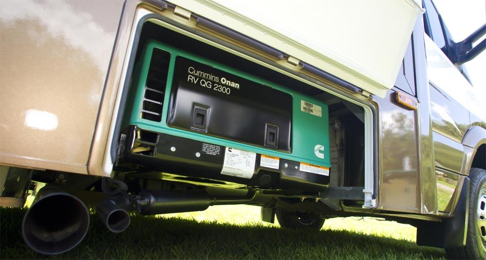 camping car utilisation