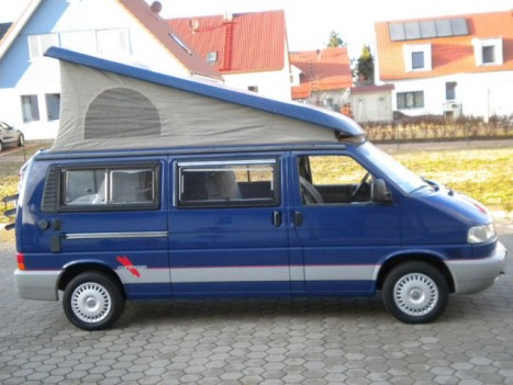 camping car utilitaire occasion